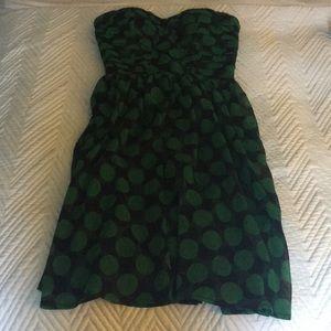 Flynn & Rose strapless dress size XS
